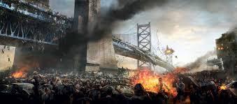 titan books world war z the art of the film