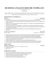 resume business analyst banking domain concepts business analyst resume template business analyst resume for