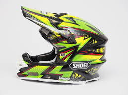 green motocross helmet shoei vfx w helmet maelstrom tc 4 green sunstate motorcycles