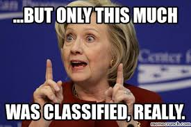 Server Meme - oops seems there may have been classified emails on that server
