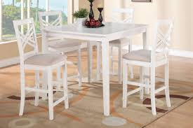 40 X 40 Dining Table Counter High Dining Set Home And Interior Design Counter High