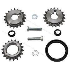 nissan altima interchangeable parts ka24de engine timing chain kit with gear for nissan altima