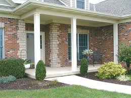 Front Porch Column Covers by Articles With Porch Column Wraps Menards Tag Glamorous Porch