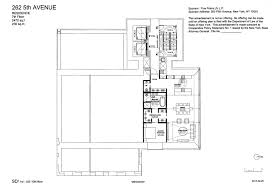 Midtown Residences Floor Plan by 262 Fifth Avenue Boris Kuzinez Flatiron Luxury