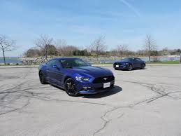 off road mustang 2015 ford mustang v6 vs ford mustang ecoboost autoguide com news