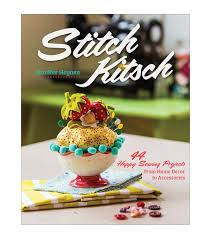 jennifer heynen stitch kitsch book joann