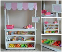 Deco Salle De Jeux Pretend Play Supermarket Shop Market Stall Kids Play Deco
