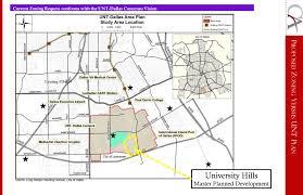 Dart Dallas Map University Hills In South Dallas Mooreland