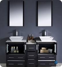 Sink Bathroom Vanity Bath Scnanswg Nantucket  Double Sink - Bathroom vanity for vessel sink 2