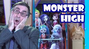 monster high doll playset toy review unboxing youtube