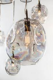 Blown Glass Light Pendants John Pomp Studios Infinity More Lights Luminous From Http