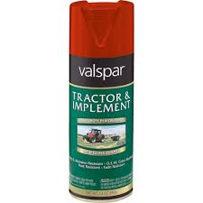 Valspar Kitchen And Bath Enamel by Valspar Tractor U0026 Implement Spray Paint Enamel Walmart Com