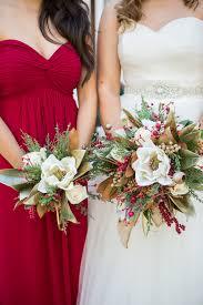 rustic red u0026 green christmas wedding inspiration wedding colors