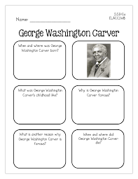 biography of famous persons pdf famous americans graphic organizers