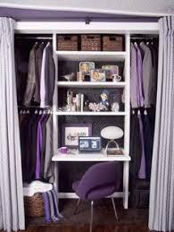 half closet half desk diy closet office cloffice full tutorial would like to do