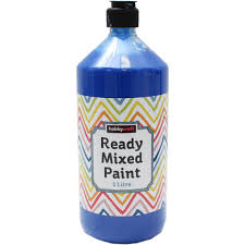 Pale Blue Spray Paint Kids Paint Poster Paint And Glitter Paint Hobbycraft