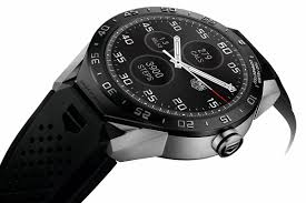 tag heuer watches tag heuer and google unveil 1 500 connected watch pursuitist