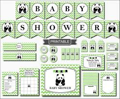 panda baby shower ideas baby ideas