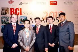 electrolux sponsors bci asia top 10 developers architects award