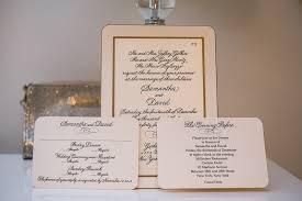 Calligraphy Wedding Invitations Invitations U0026 More Photos Calligraphy Wedding Invite With Gold