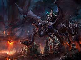 fantasy wallpaper 3d dragon attack pictures cool hight quality