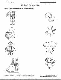 Kindergarten Weather Worksheets Free Printable Preschool Worksheets To Help Prepare Your Child For