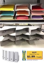 ikea magazine 10 diy projects for your office paper sorter magazine files and