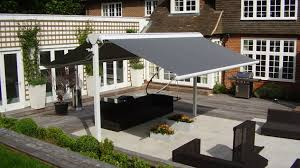 Awning Uk Exterior Blinds External Roof Blinds And Patio Awnings