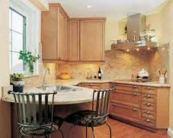 Kitchen Space Saver Ideas by Endearing Home Interior Small Kitchen Remodel Featuring White Slab