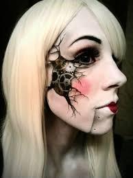 special effects make up amazing special effect makeup no prosthetics only cosmetic