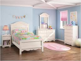 Modern Simple Bedroom Teen Blue And Pink Girls Bedroom Sets Equipped Modern Simple Bed