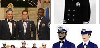 military mess dress and bow ties