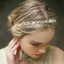 jeweled headbands hair ornamentation promotion shop for promotional hair