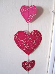 how to make hanging paper decorations six twists