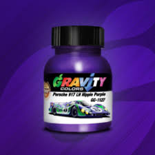 gravity colors plastic scale model automotive airbrush paints
