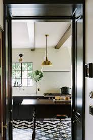 Moroccan Tile Backsplash Eclectic Kitchen Black And White Moroccan Tiles Eclectic Kitchen Jessica