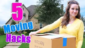 Moving Hacks by 5 Moving Hacks Mindy Mcknight Youtube
