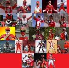 pr red ranger collage thewwefan2020 deviantart