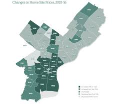 Philadelphia Zip Codes Map by The State Of Philly U0027s Housing Market In Five Charts Curbed Philly