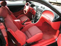 95 mustang gt interior how was the interior in the 94 95 cars mustang forums