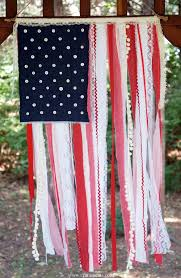 fabric ribbons patriotic ribbon lace and fabric scrap flag lace ribbon flags