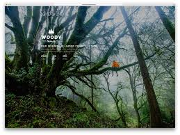 free website templates dreamweaver 20 best coming soon html5 website templates 2017 colorlib woody forest inspired green website template