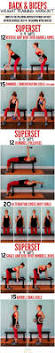 best 25 biceps training ideas on pinterest chest and bicep