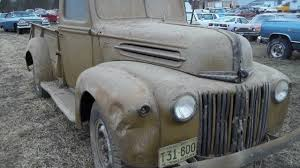 Classic Ford Truck Dealers - 1946 ford pickup for sale near cadillac michigan 49601 classics