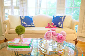 Preppy Home Decor Preppy Summer Decor And Fashion Lilly Pulitzer Pink Blog7 Jpg
