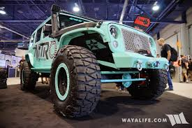 2016 Sema Nitro Gear Jeep Jk Wrangler Unlimited