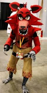 foxy costume diy five nights at freddy s foxy the pirate costume s