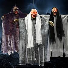 Halloween Ghost Decor Halloween Witch Props Promotion Shop For Promotional Halloween