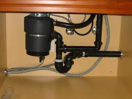 Install Disposal Kitchen Sink How To Install Kitchen Sink Drain Pipes With Disposal Room Image