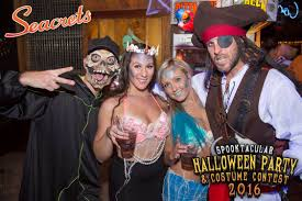 halloween 2016 seacrets ocean city md waterfront dining u0026 bar
